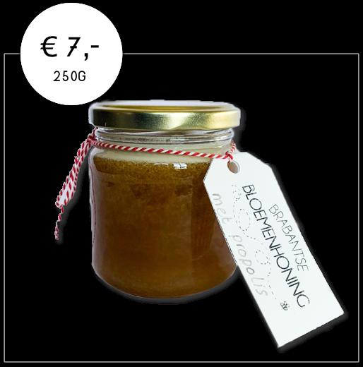 propolis honing